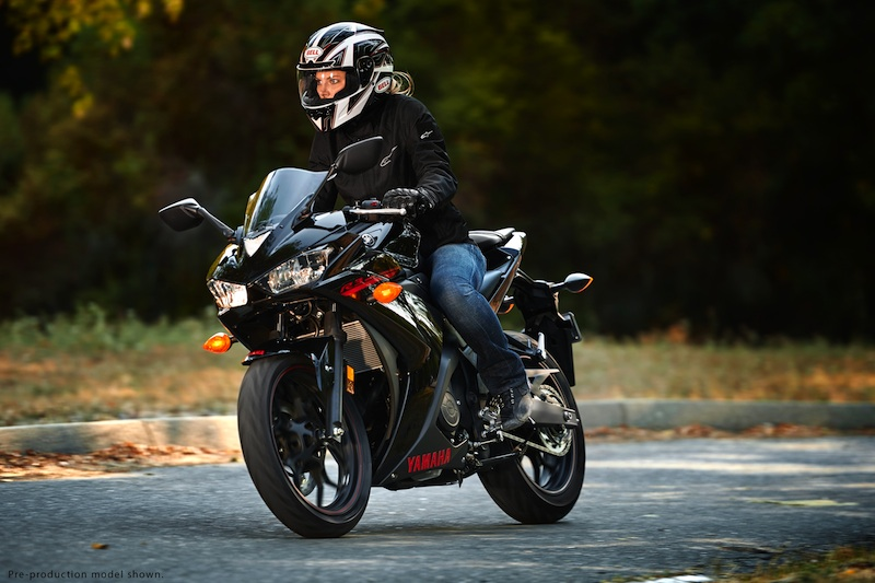 10 Motorcycles Were Excited About in 2015 Yamaha YZF R3