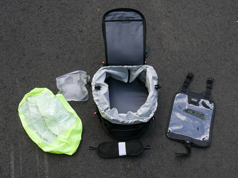 easy mount tank bags for standard sport sport-touring motorcycle XS307 kit