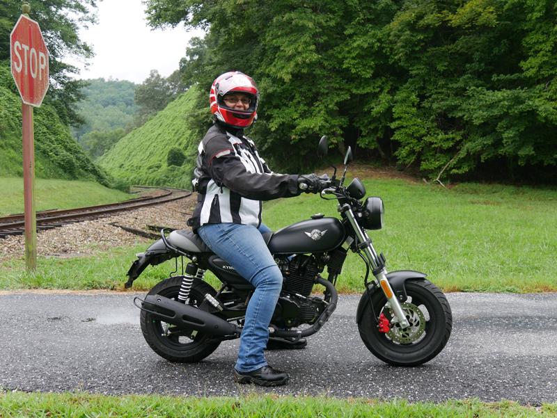 kymco spade 150 small motorcycles big fun msf training bike