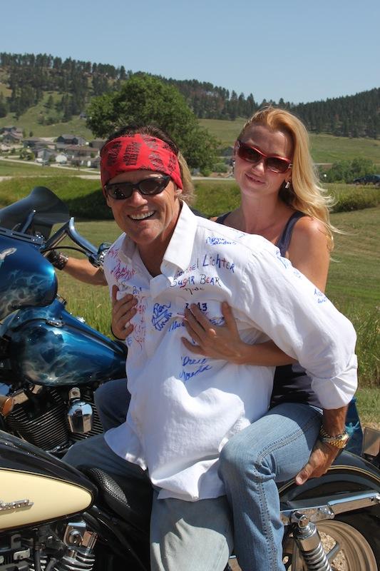 Backroads with Betsy Sturgis 2013 Jay Allen