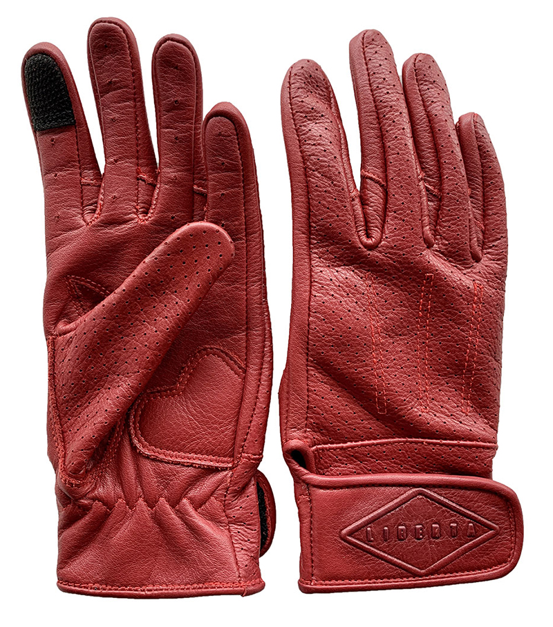 fashionable protective womens motorcycle apparel liberta beetle gloves