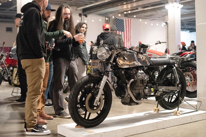 meet top women motorcycle builders now shirley Shirley Petchprapa moto guzzi