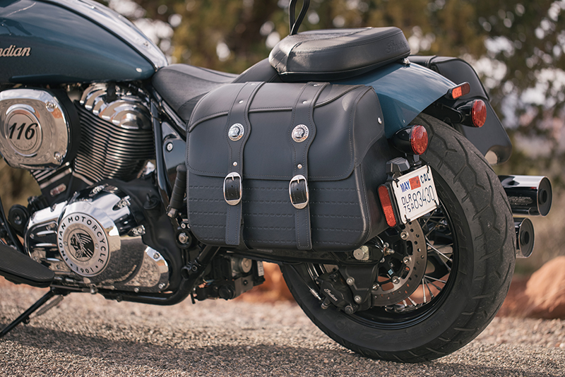 new motorcycle review 2022 Indian super chief saddlebags