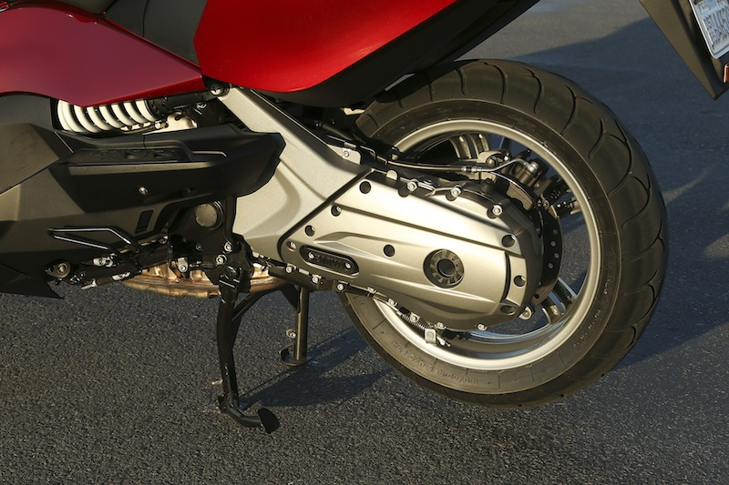 BMW C 650 GT Review Chain