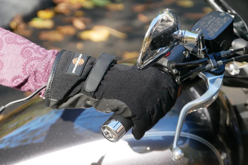 Review: California Heat Women's Electric Gear Gloves Flex