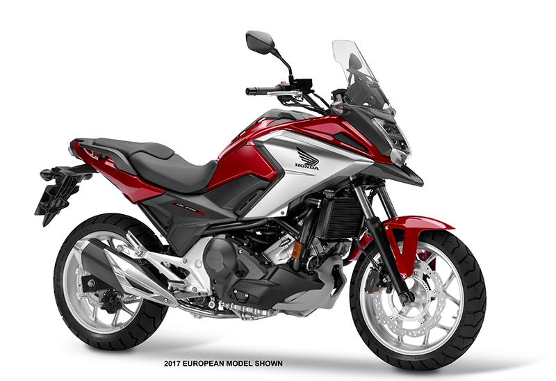 2018 new motorcycles Honda NC750X