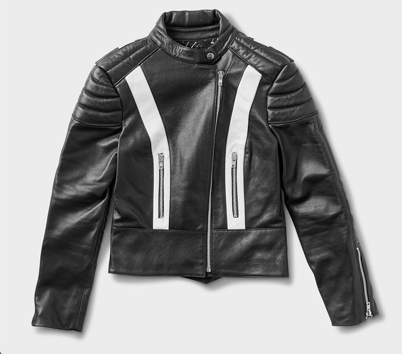 fashionable protective womens motorcycle apparel stellar starfield mx jacket