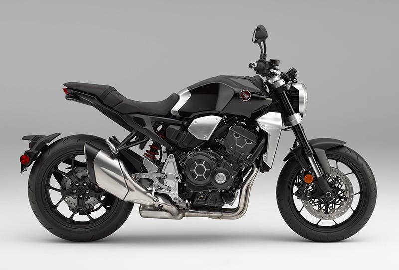 2018 new motorcycles Honda CB1000R Sport Profile