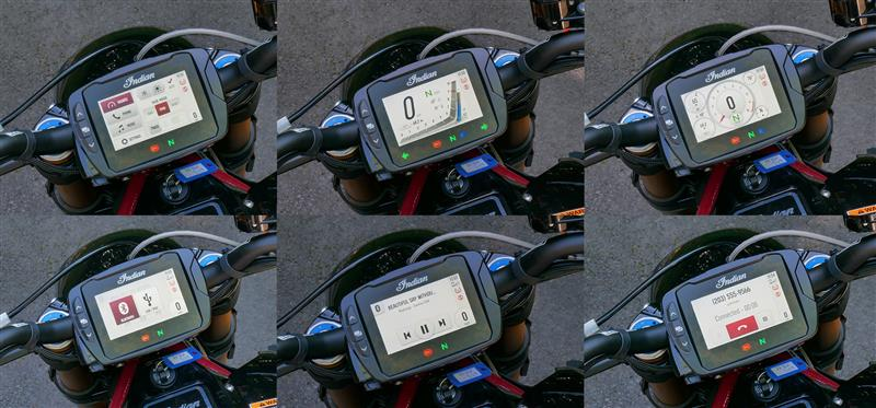 new bike review indian motorcycle ftr 1200 s v-twin roadster lcd touchscreen
