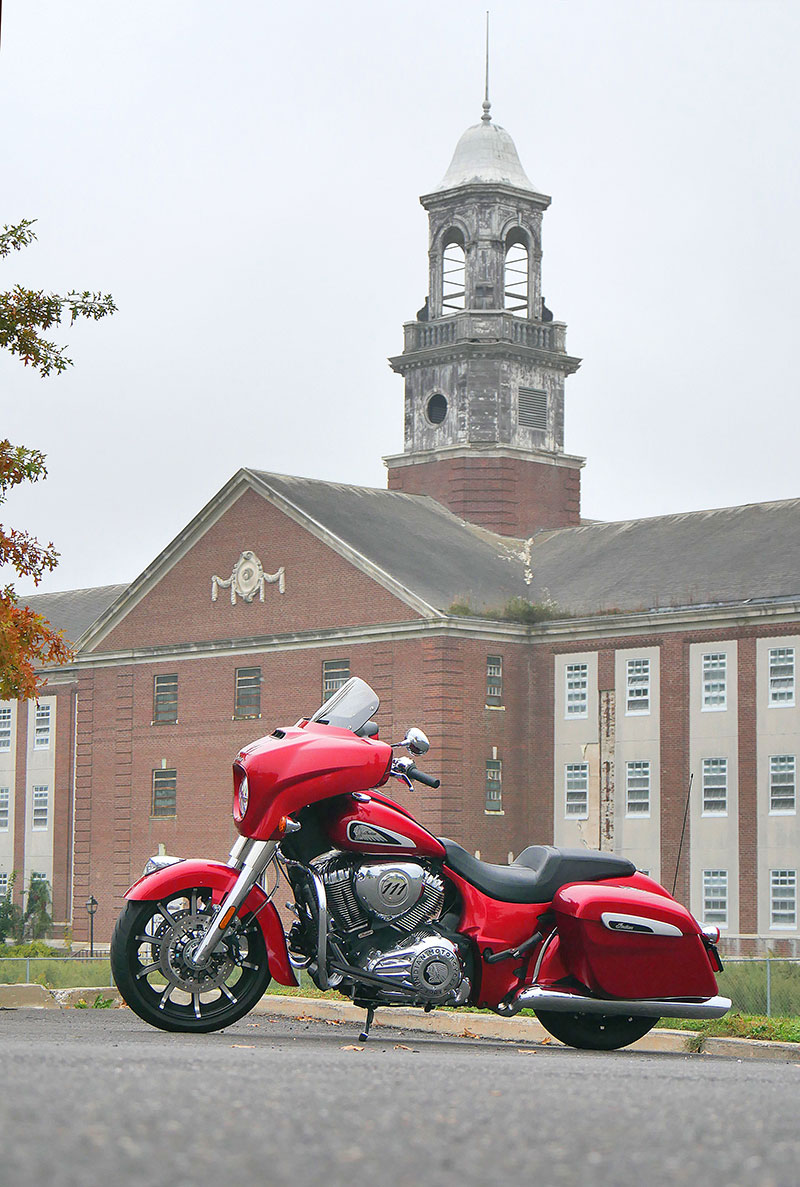 Review: 2019 Indian Motorcycle Chieftain Limited
