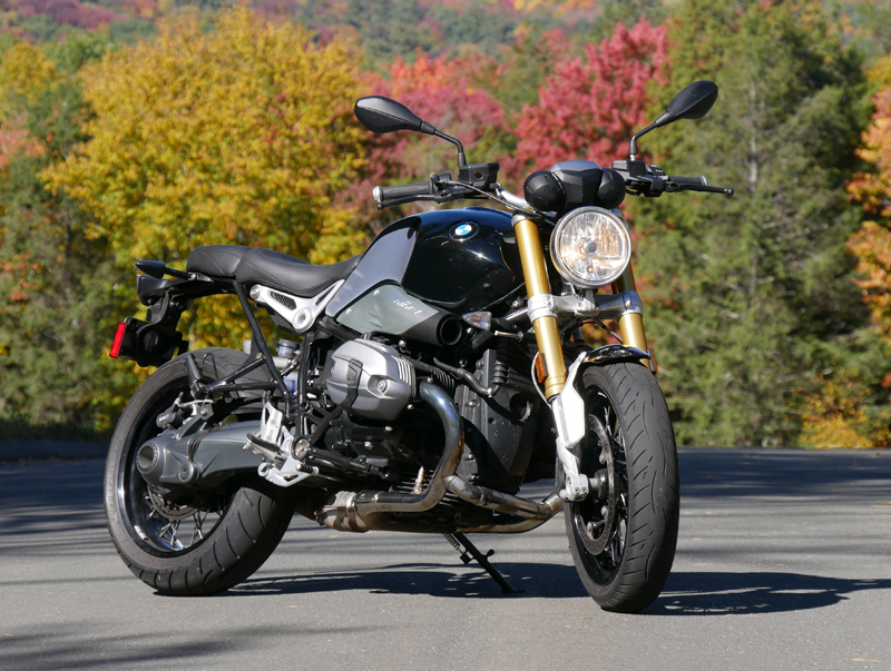 review 2016 bmw r ninet roadster
