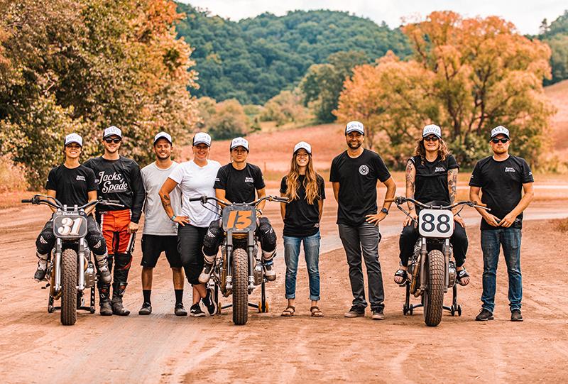 royal_enfield women riders build train race team