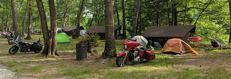 women riders now guide to motorcycle camping babes ride out east