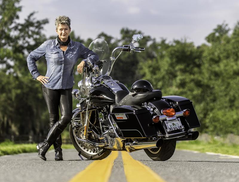How Harley-Davidson Motorcycles Saved My Soul Debi