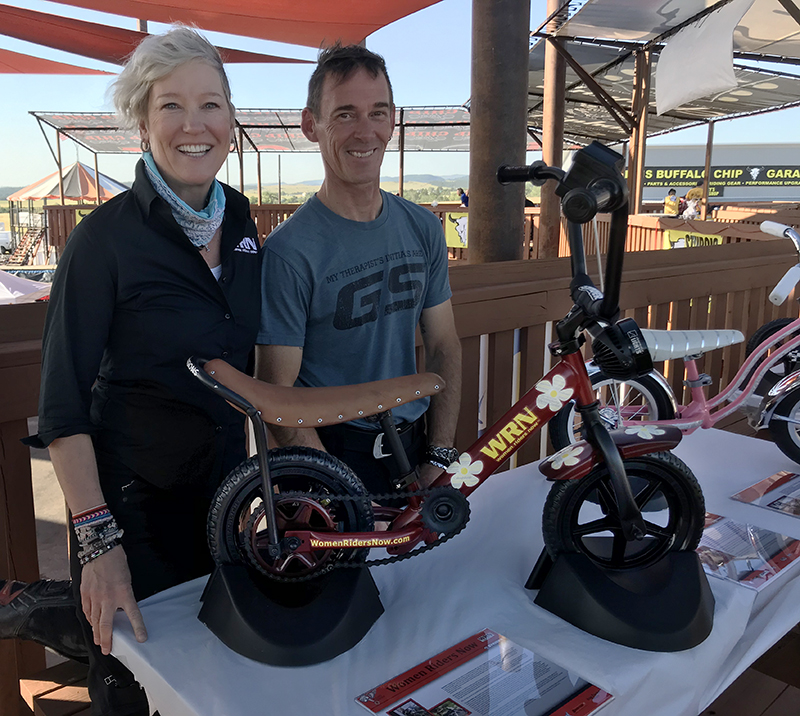 Women Riders Now Builds Its First Custom Motorcycle Erin Trev