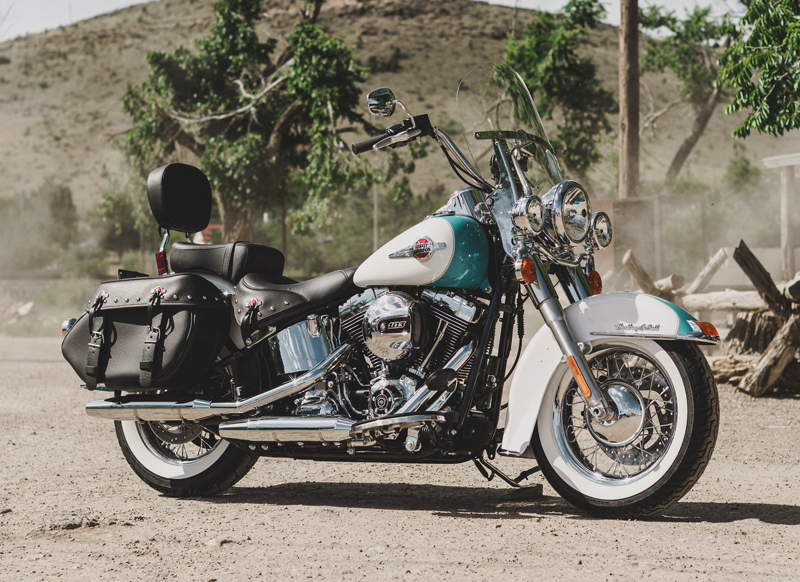 review 2016 harley davidson heritage softail classic beauty