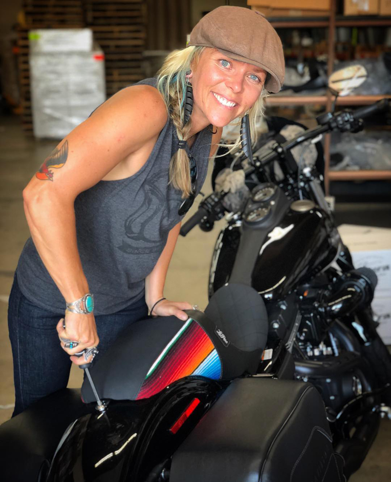 Jessi Combs: Reflections on the Life of the Powersports Superstar