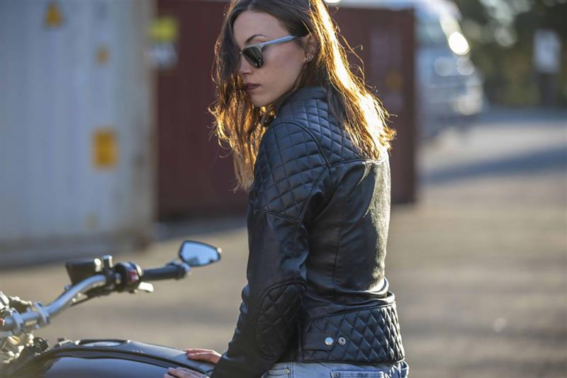 fashionable protective womens motorcycle apparel