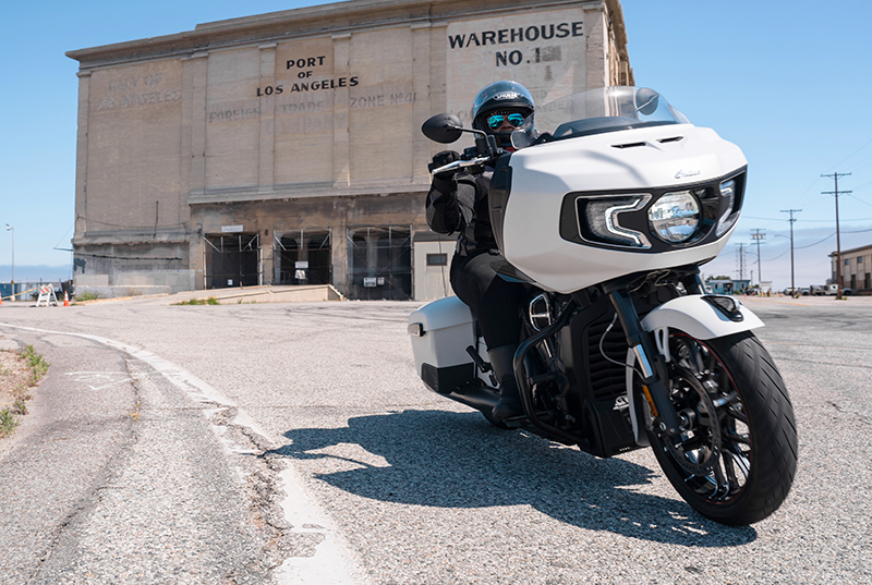 review 2020 indian motorcycle challenger porsche taylor
