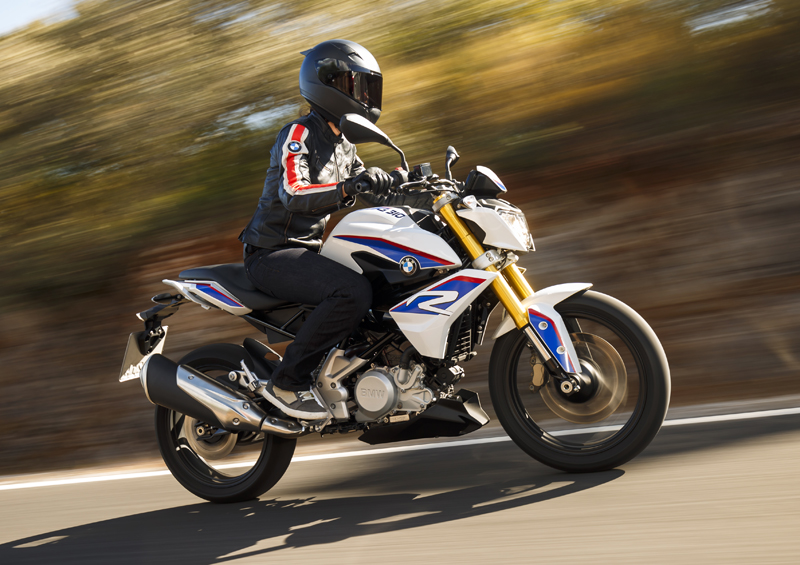 review bmw g 310 gs entry level dual sport g310r