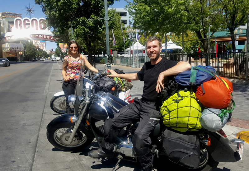 lessons learned motorcycle touring with your best riding partner reno
