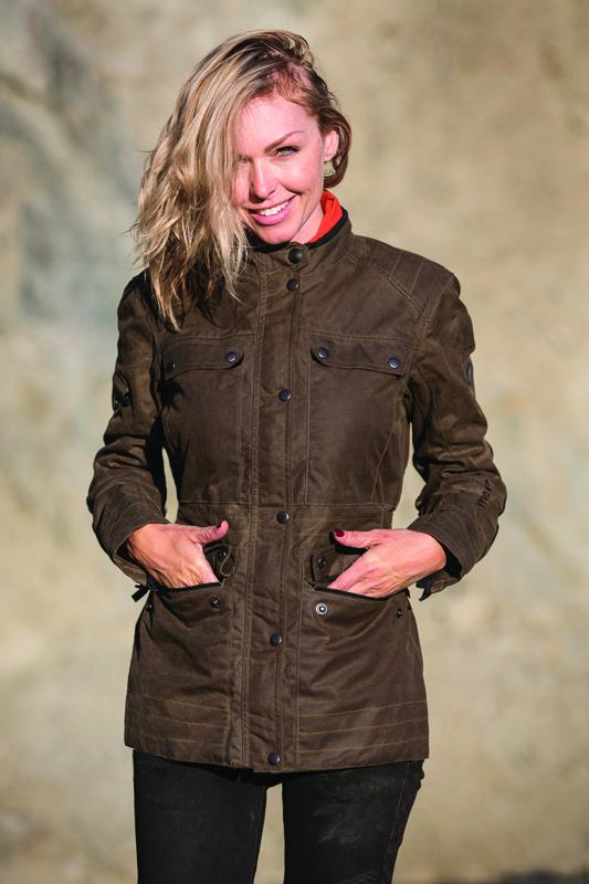 rsd ginger jacket ranger brown