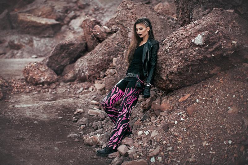 stylish chaps pink purple leopard snakeskin prints tc road gear popular