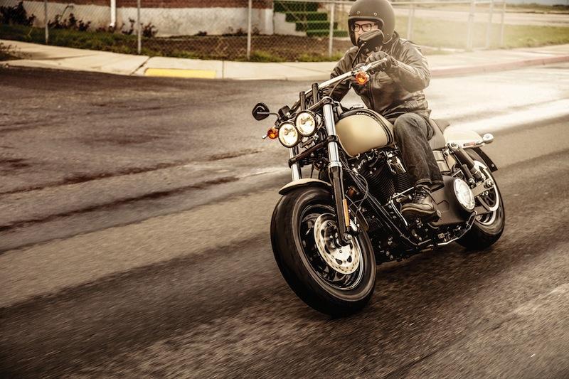 Harley-Davidson Unveils 2014 Makeovers Fat Bob Updates