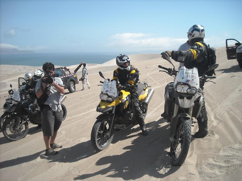 Neale Bayly Rides Peru