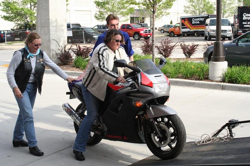 Review Best Motorcycle Trailer Loading Ramp Sportbike