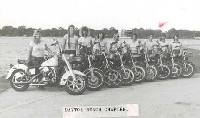Club Profile Leather  Lace Daytona Beach