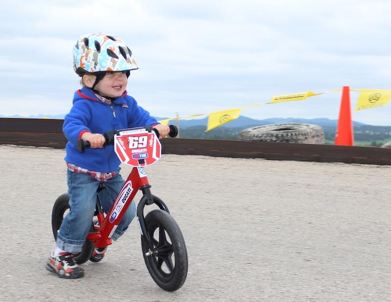 Strider Bikes Cool New Racing Model Ducati