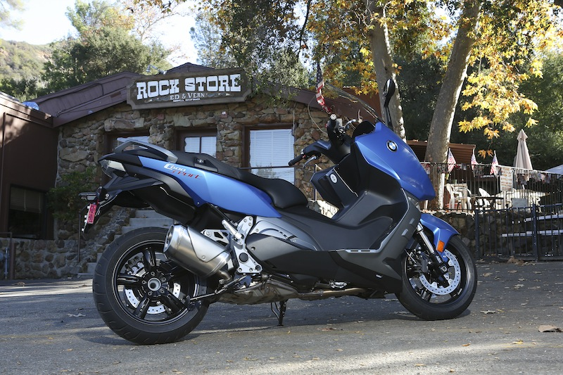 BMW C 600 Sport Review