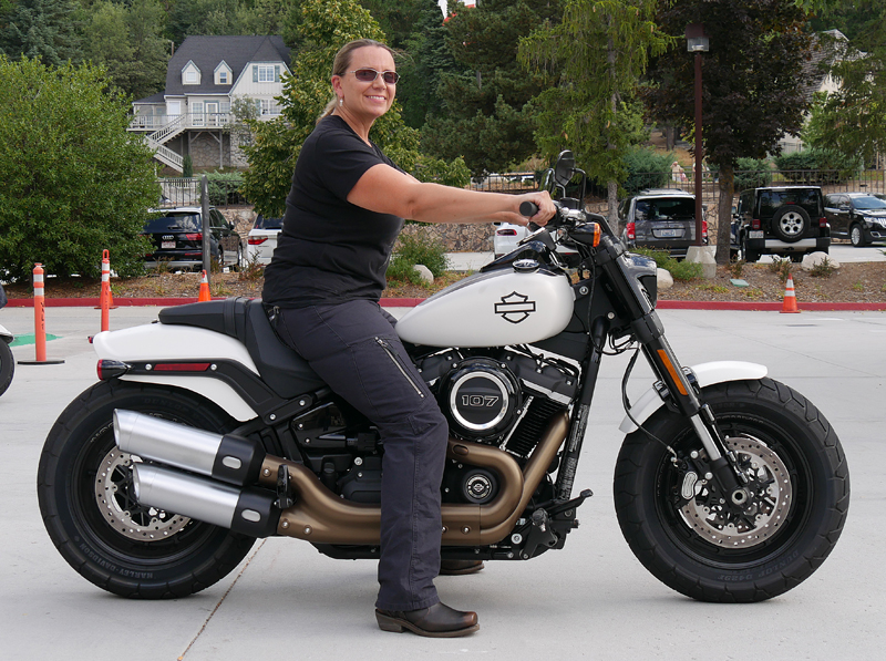 review 2018 harley-davidson softails fat bob new seat