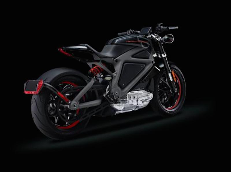 Harley-Davidson Introduces Electric Motorcycle profile