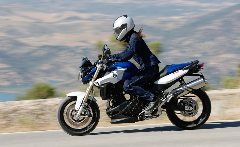 6 ways to attract more women in motorcycling bmw f 800 r