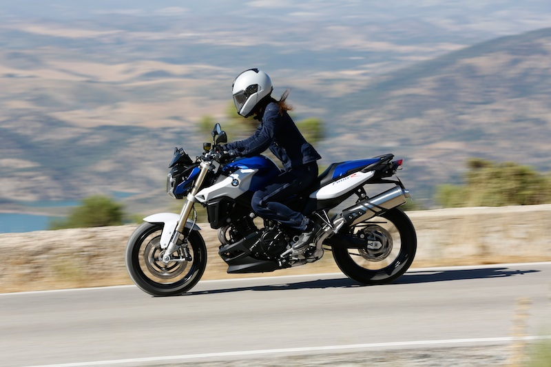 10 Motorcycles We're Excited About in 2015 BMW F 800 R