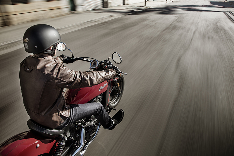 review scout sixty man riding top
