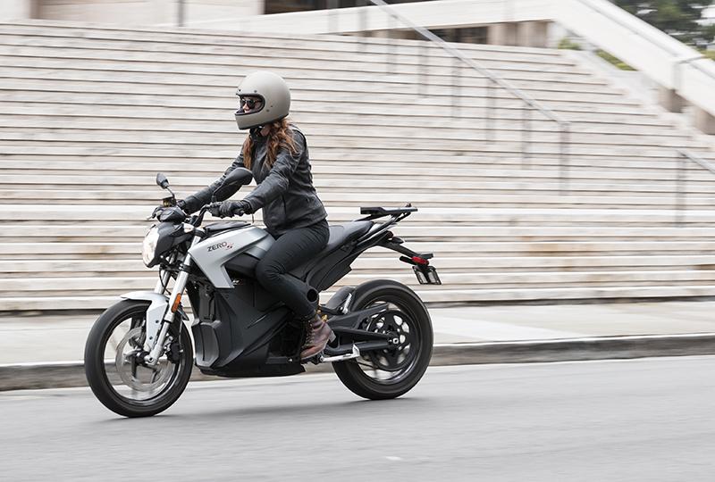 2018 new motorcycles Zero S Electric Street