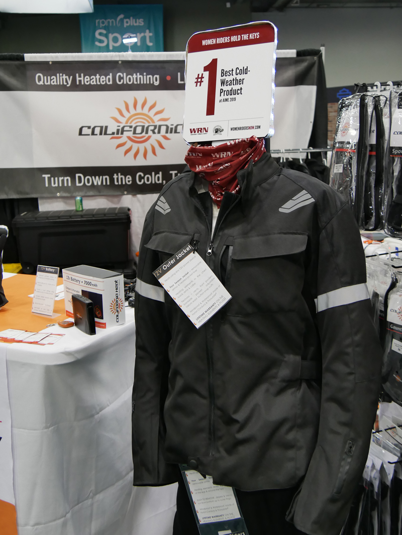 Women's Favorite Riding Gear, Products, and Accessories_heated jacket