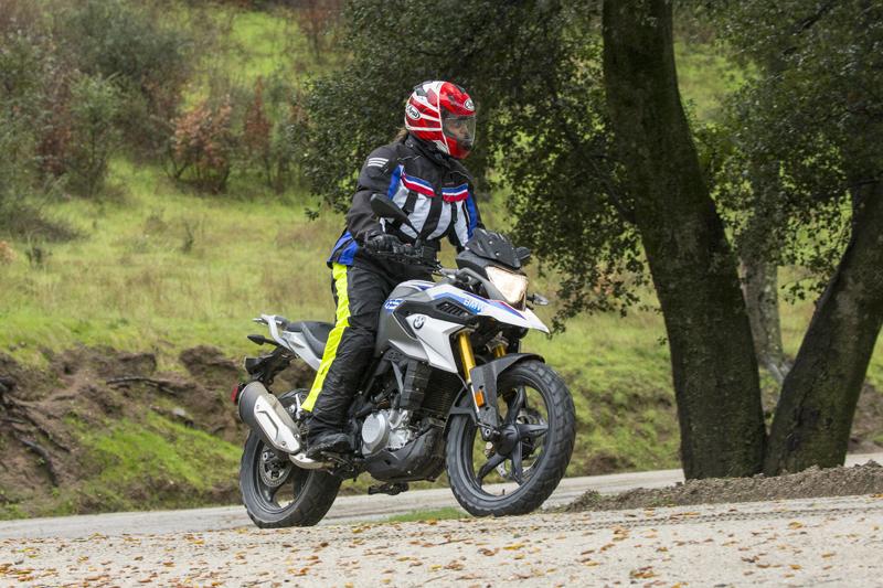 review bmw g 310 gs entry level dual sport adventure riding