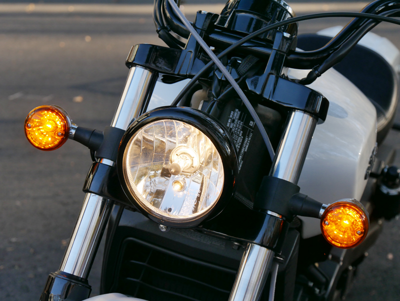 review 2016 indian motorcycle scout sixty hazard lights