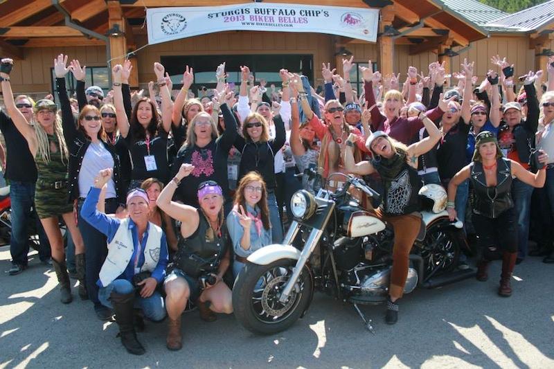 Backroads with Betsy Sturgis 2013 Biker Belles