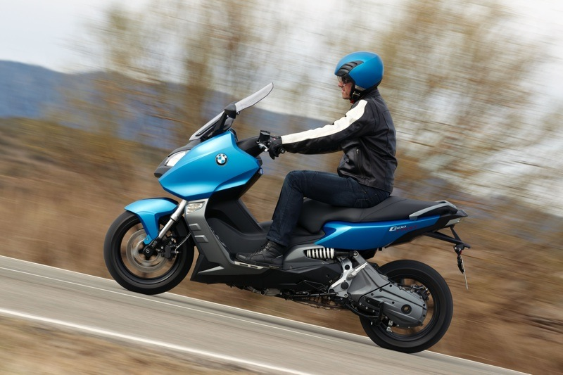 BMW C 600 Sport Review Body Styling