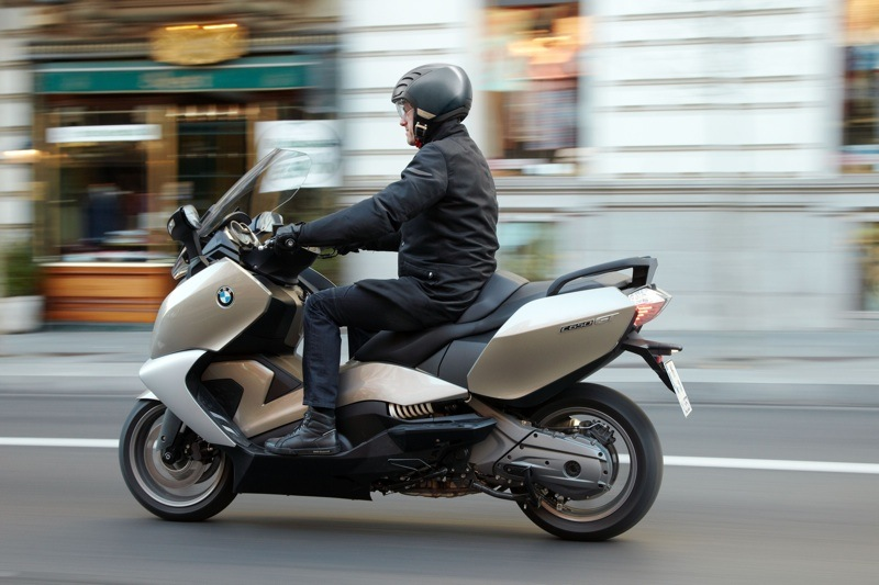 BMW C 650 GT Review Body Styling