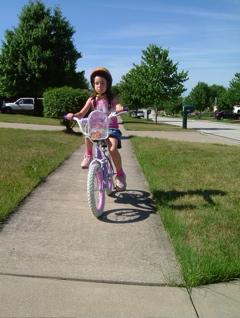 friction zone riding bicycle balance