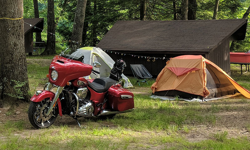 Review: 2019 Indian Motorcycle Chieftain Limited_camping