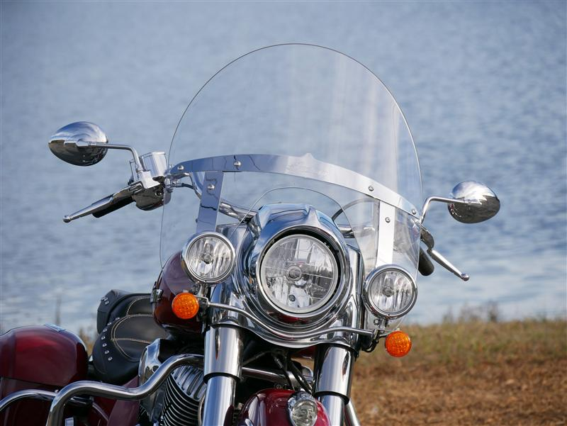 review 2016 2017 indian motorcycle springfield shield