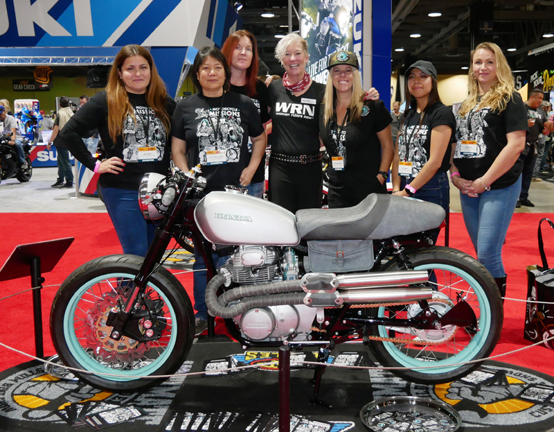 Progressive International Motorcycle Show Long Beach Motorcycle Missions