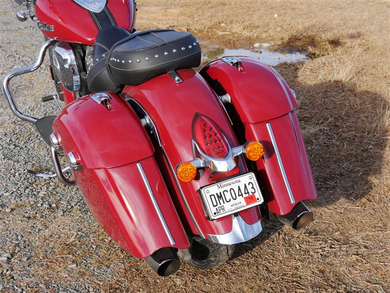 review 2016 2017 indian motorcycle springfield saddlebags